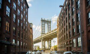 Manhattan Bridge - NY
