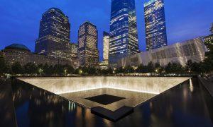 9/11 Memorial - NY