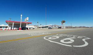 Route 66 - Amboy, CA