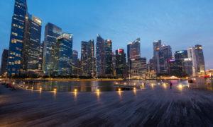 Waterfront - Singapore